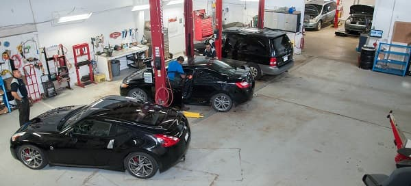 Repair Area Harry's Auto Service | auto repair saskatoon