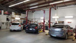 Repair Area | auto repair saskatoon