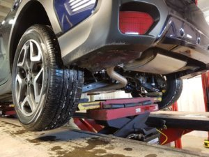 Inspection Of Tire Tread | Multi Point Inspection Saskatoon