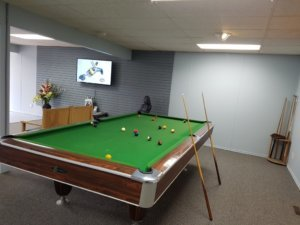 playing pool | auto repair saskatoon