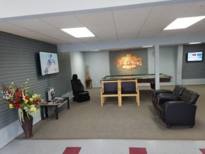 waiting-area | auto repair saskatoon